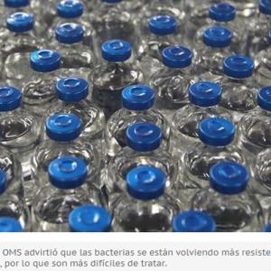 Antibióticos inyectables sin receta ya no podrán ser vendidos