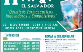 ATENTA INVITACIÓN A   II CONGRESO AFQF