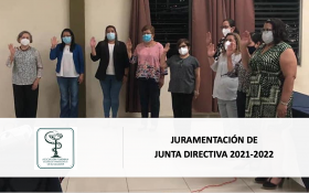 Junta Directiva AFQF 2021-2022