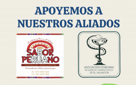 APOYEMOS A NUESTROS ALIADOS: SABOR PERUANO