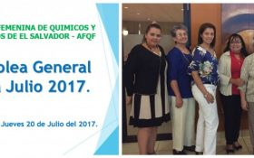 ASAMBLEA GENERAL ORDINARIA – JULIO 2017