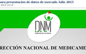 DNM informa sobre Proceso de Captura de Datos..