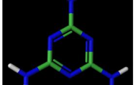 MELAMINA- Molécula del Mes