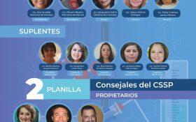 PRÓXIMA ELECCIÓN DE MIEMBROS JVPQF Y CSSP