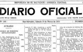 Diario Oficial, Marzo 1950