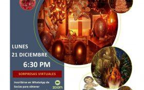 Esta noche – Celebración Navideña AFQF