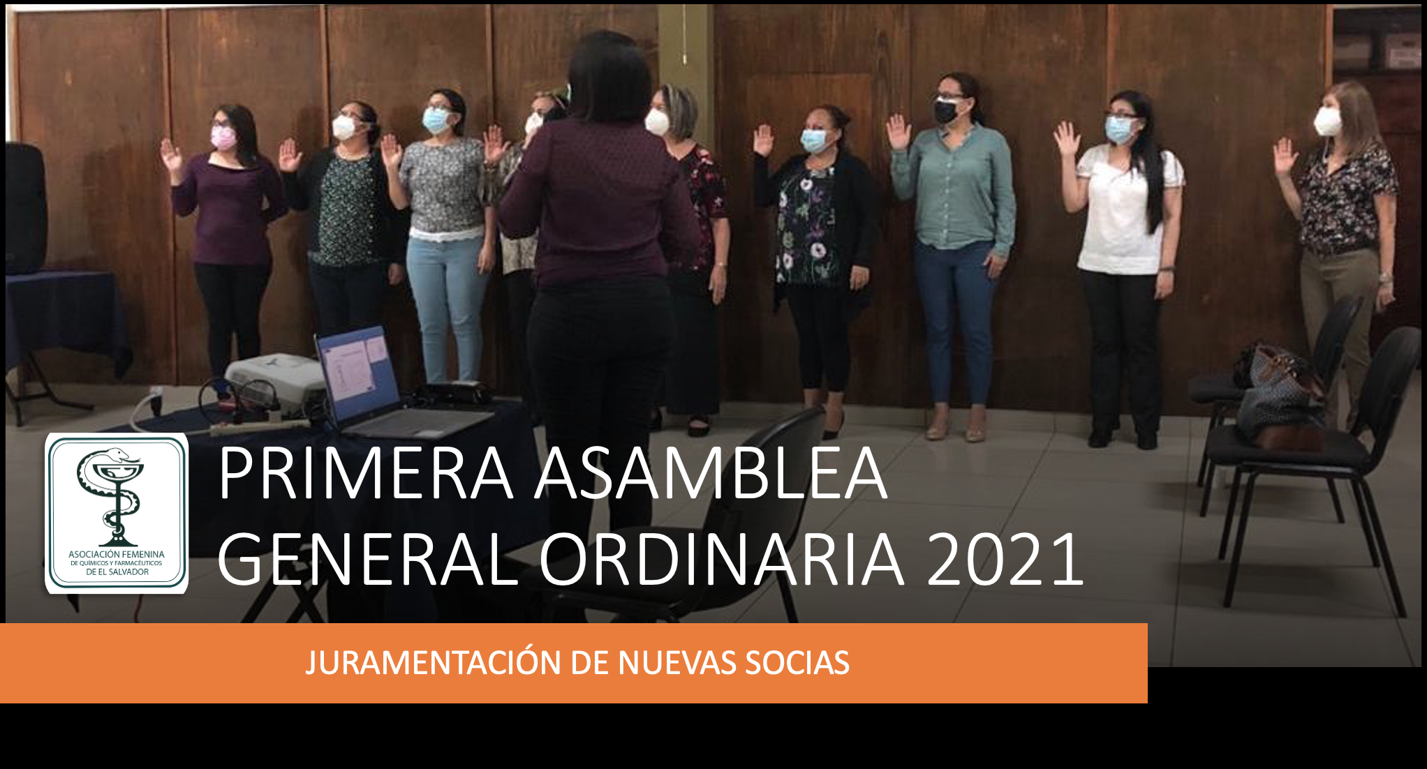 ASAMBLEA GENERAL ORDINARIA  01-2021